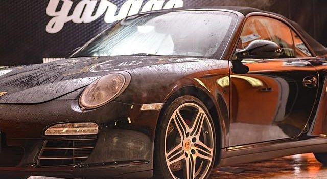 lavage auto éviter trace d'eau séchée