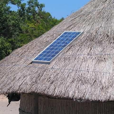 Les premiers panneaux solaires datent de 1939