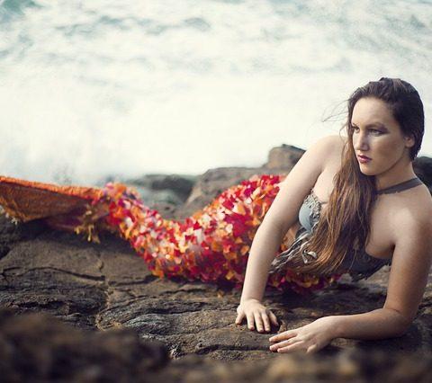le mermaiding sous la loupe