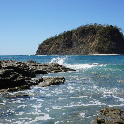 paysage au costarica