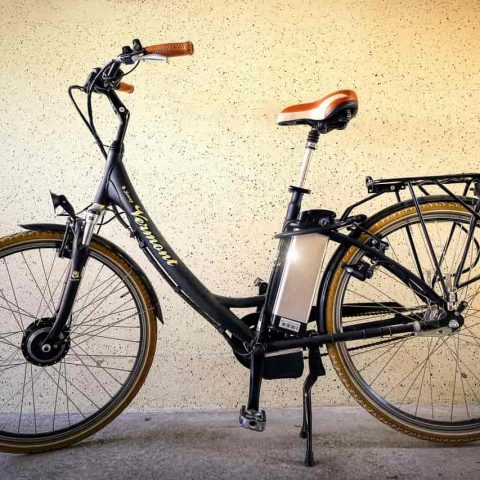 gros vélo électrique