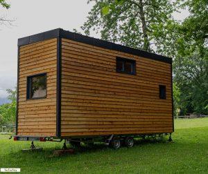 Tiny house sur des fondations fixes ou sur une remorque ?